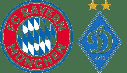 Bayern Munich vs Dinamo Kiev
