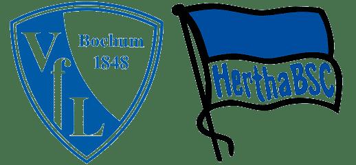 Bochum vs Hertha Berlin