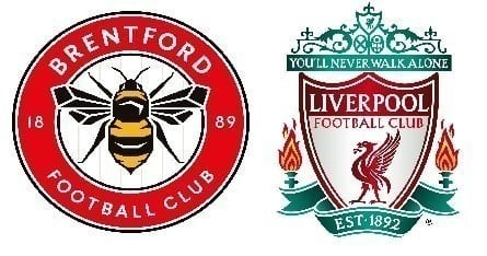 Brentford – Liverpool tipp