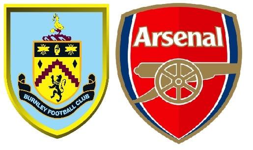 Burnley - Arsenal tippek