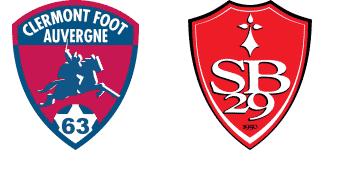 Clermont vs Brest