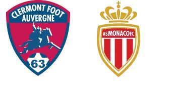 Clermont vs Monaco