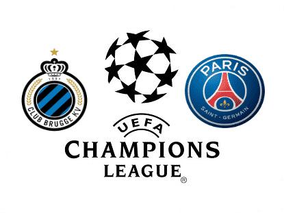 Club Brugge vs PSG Prediction