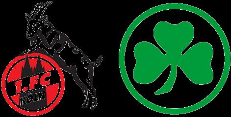 Cologne vs Greuther Furth