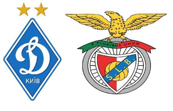 Dinamo Kijev - Benfica tippek