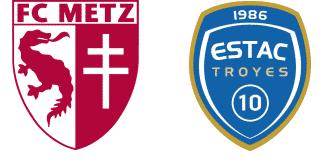 Metz vs Troyes