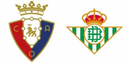 Osasuna vs Real Betis Prediction