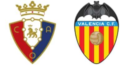 Osasuna vs Valencia Prediction