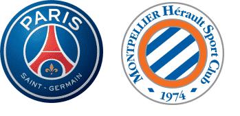 PSG vs Montpellier