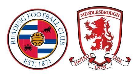Reading vs Middlesbrough Prediction
