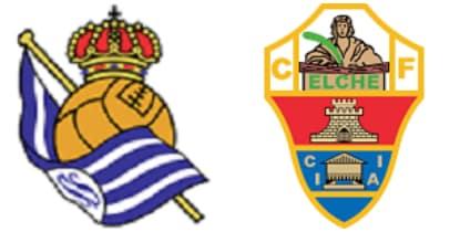 Real Sociedad vs Elche Prediction