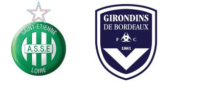 Saint Etienne vs Bordeaux