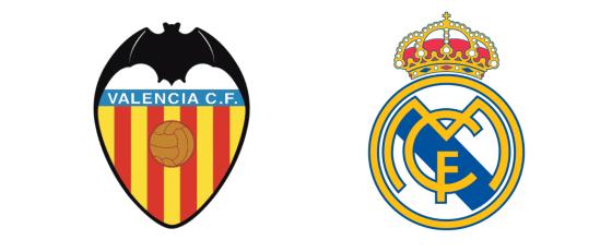Valencia - Real Madrid pronóstico