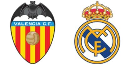 Valencia vs Real Madrid Prediction
