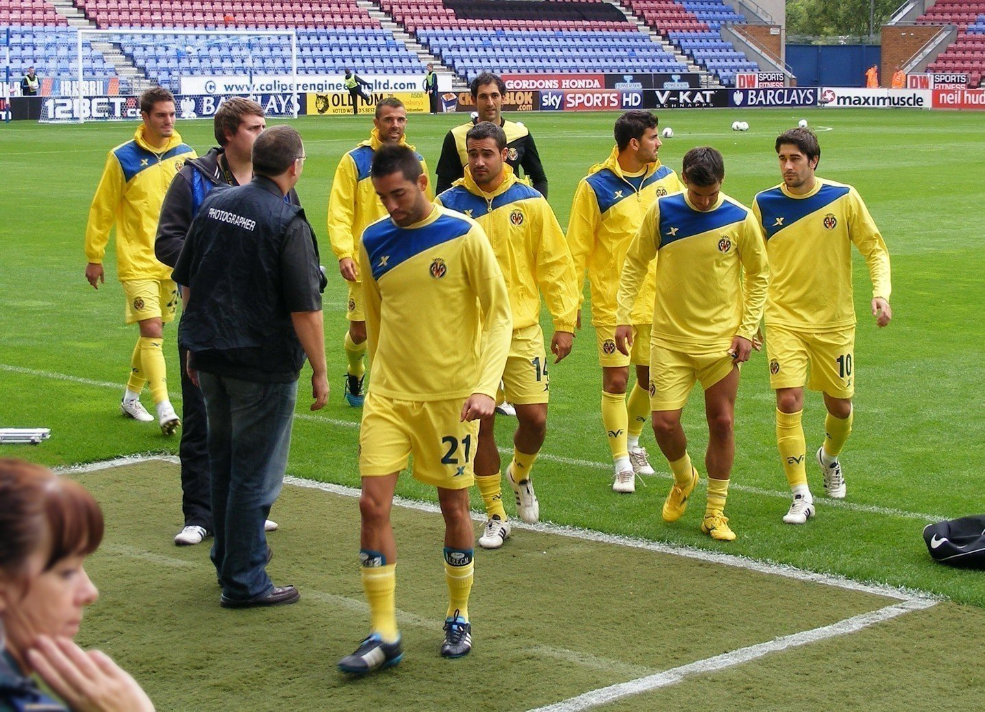 Noticias del Villarreal CF