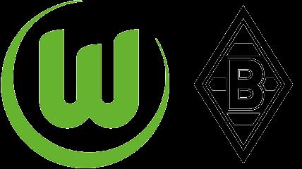 Wolfsburg vs M'gladbach