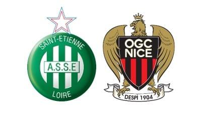 Pronostic Saint-Etienne - Nice