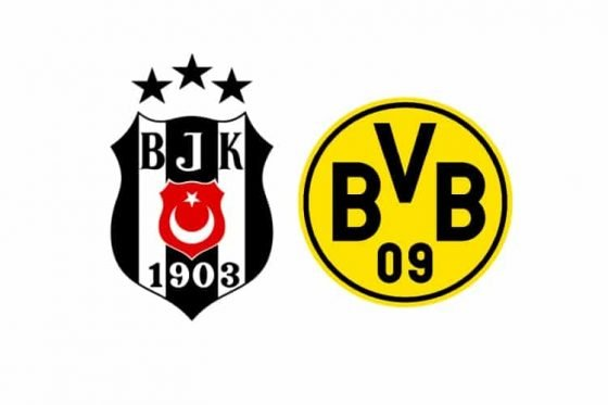 Besiktas - Borussia Dortmund typy