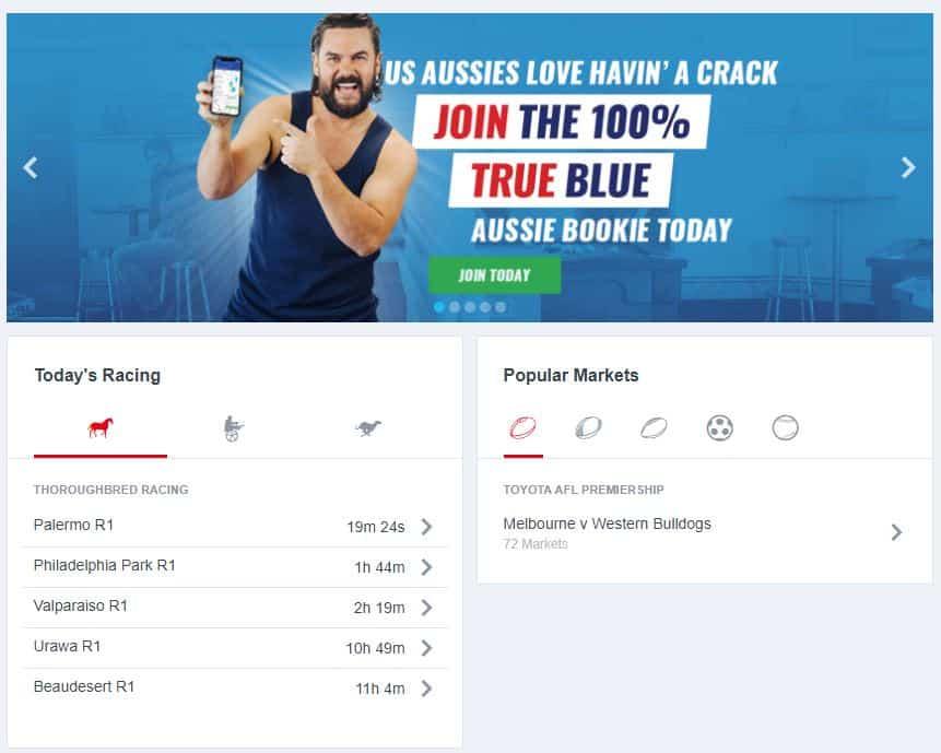 Best Sports Betting Sites in Australia: Bluebet