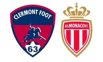 Pronostic Clermont - Monaco
