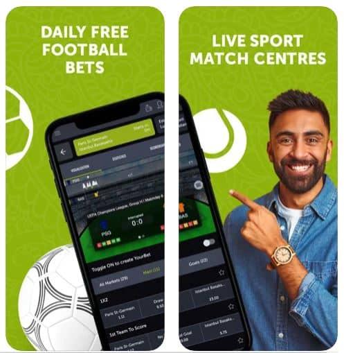 Bästa Betting Appen för Svenska Spelare: Comeon