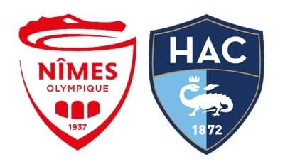 Pronostic Nîmes – Le Havre