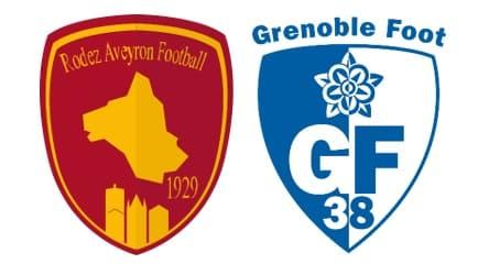 Pronostic Rodez - Grenoble