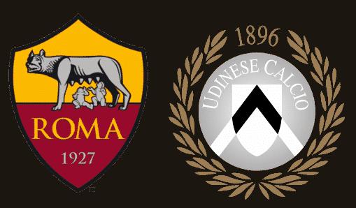 roma vs udinese prediction