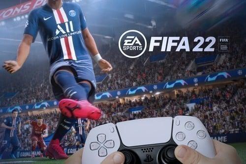 FIFA 22 gra