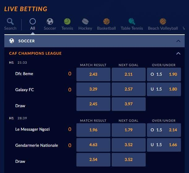 Sports Interaction Referral Code for Live Betting