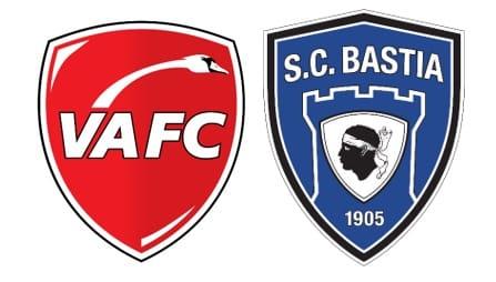 Pronostic Valenciennes - Bastia