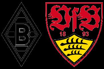 M'gladbach vs Stuttgart