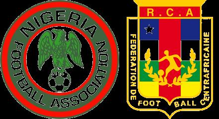 Nigeria vs Central African Republic