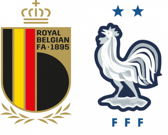 belgium vs france prediction