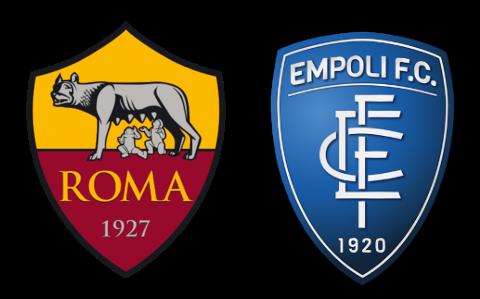 roma vs empoli prediction